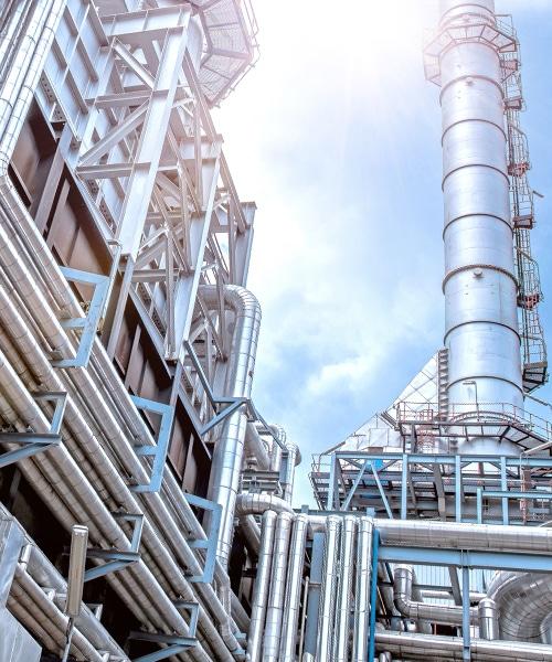 Economies d'énergies pour les industries avec Calisea France